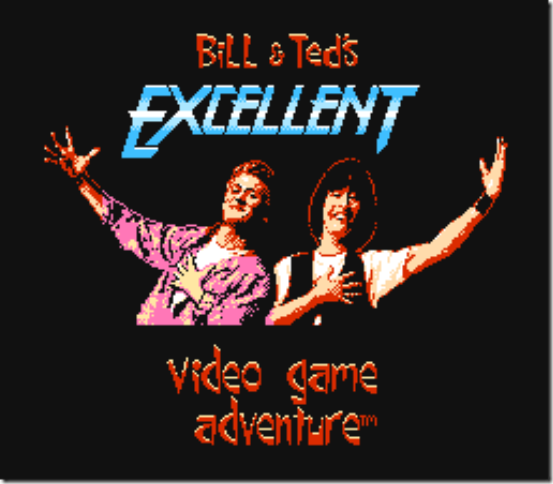 How to Fix Shitty Games–Bill and Ted's Excellent Video Game Adventure