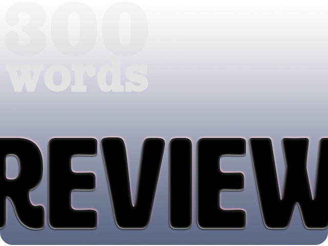 300 Words – REVIEW – World 1-1